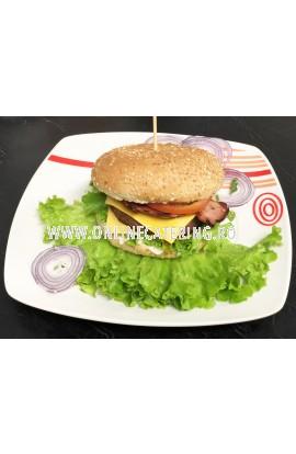 Meniu Bacon Burger