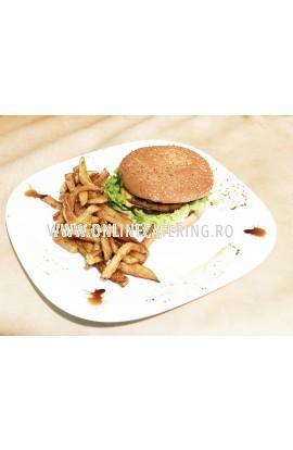 Meniu Burger Snitel