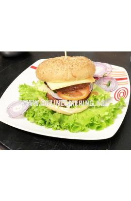 Meniu Burger Vegan