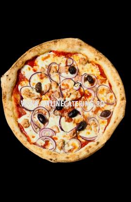 Pizza Con Tono