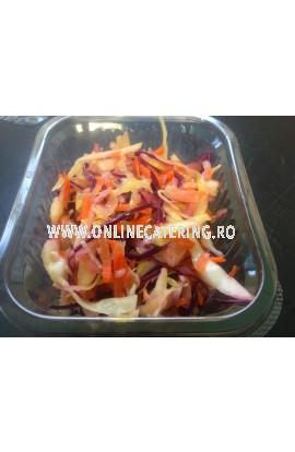 Salata mix varza alba/rosie,morcov